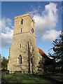 TL6149 : West Wickham, St Mary by mym