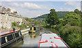 ST7766 : Bathampton by Martin Clark