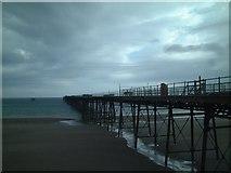 SC4594 : Ramsey Pier by Bob Embleton