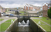 SD6726 : Blackburn Locks by Martin Clark
