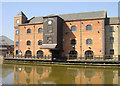 SD5705 : Wigan Pier by Martin Clark
