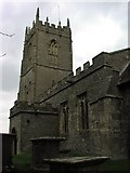 ST7288 : Wickwar Parish Church by Dave and Vicky