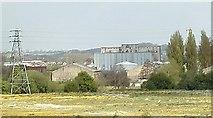 SK4034 : Factory at Spondon by Chris J Dixon