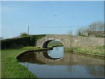 SD5272 : Borwick Hall Bridge, Lancaster Canal by David Medcalf