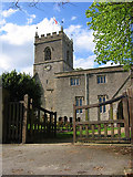 SP4319 : St Mary's Church, Wootton by neil hanson