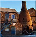 SJ9143 : Stoke-on-Trent Bottle Kiln by David Rayner