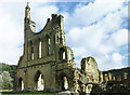 SE5478 : Byland Abbey by Alison Stamp