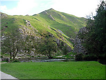 SK1551 : Dovedale by Val Vannet