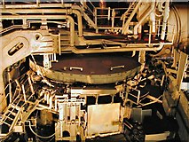 SK4091 : Electric Arc Furnace at Magna by Chris J Dixon