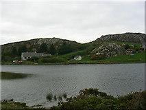 SH4685 : Mynydd Bodafon, Anglesey by Keith Williamson