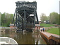 SJ6475 : The Anderton Boat Lift by Colin Wynne-Parle