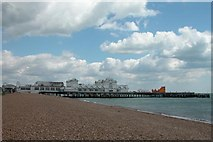 SZ6598 : South Parade pier, Southsea by Martyn Pattison