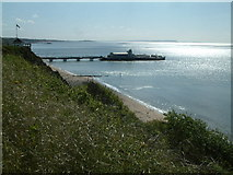 SZ0890 : Bournemouth Pier by Stuart Buchan