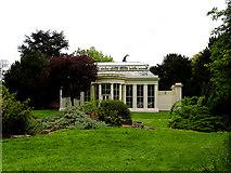 TQ1979 : The Orangery: Gunnersbury Park by Pam Brophy