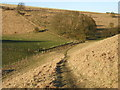 SE8857 : Where Harper, Horse and Holm Dales meet. by Andy Beecroft