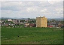 NT2669 : Liberton Tower by Richard Webb