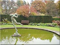 NS5656 : Greenbank Garden by Gordon McKinlay