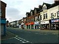 SJ9494 : Market Street Hyde by Stephen Burton