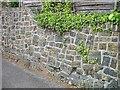 TQ8864 : Brick Burr Wall by Penny Mayes
