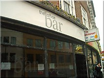 "SU9779 : ""The Office Bar"", Slough High Street by Jo"