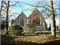 SU4411 : Peartree Green Church by Ruth Touhey