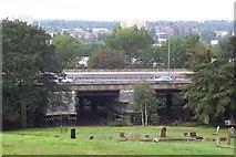 SP0891 : Birmingham City Cemetery by Adrian Bailey