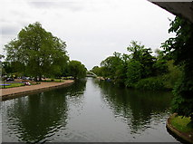 TL0549 : The Great Ouse Bedford centre by 2202
