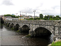 V7796 : Bridge over the River Laune by Pam Brophy
