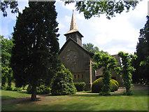 TQ5889 : St. Mary the Virgin Church, Great Warley, Essex by John Winfield