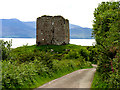 V5599 : Minard Castle View by Pam Brophy