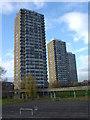 TQ3782 : Crossways Estate by dg