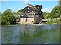 TL2871 : Houghton Mill, Houghton by Stuart Buchan