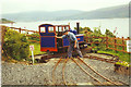 NM7236 : Isle of Mull Railway by Mick Garratt