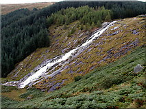 O1102 : Glenmacnass Waterfall by Andy Beecroft