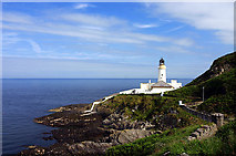 SC3974 : Douglas Head Lighthouse by Andy Stephenson