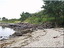 NS0528 : Kings Cross Point, Isle of Arran by Gordon McKinlay