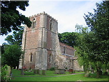 TA1545 : St. Lawrence, Sigglesthorne by Stephen Horncastle