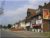 TQ5489 : Redden Court Road, Harold Wood, Essex by John Winfield