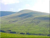 SN7922 : Slopes of Waun Lefrith from the northeast by Nigel Davies