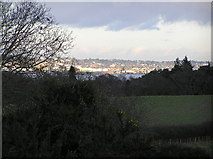 SY9788 : View across to Poole harbour by paul meacham