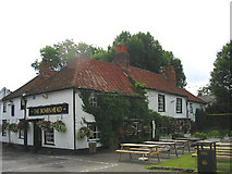 TQ6391 : Boars Head Public House, Herongate, Essex by John Winfield