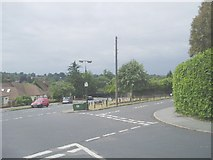 TQ3362 : Road Junction by Nigel Freeman