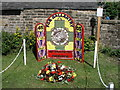 SK0680 : Chapel-en-le-Frith  Well Dressing by Alan Fleming