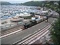 SX8851 : Dartmouth Harbour by John Nickolls