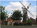 TA1230 : The Mill, Holderness Road by Stephen Horncastle