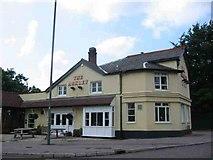TQ2396 : The Arkley Pub  at Arkley by Jack Hill