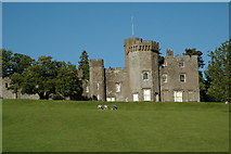 NS3983 : Balloch Castle by andy
