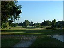SU4016 : Southampton Municipal Golf Course by GaryReggae