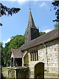 TQ3141 : St Bartholomew Church, Burstow, Surrey by Pete Chapman