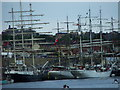 NZ2564 : Tall Ships Race by Christine Westerback